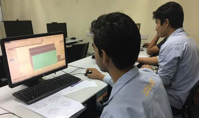 <span>Diploma of Engineering Technology in </span> Mechanical Design and Development