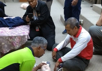 Basic First Aid and CPR Training
